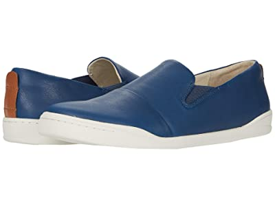 SoftWalk Alexandria (Blue Leather) Women