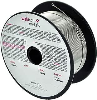 Weldcote 309L .030 X 2# Spool Stainless Steel Wire 2 lbs