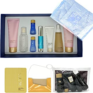 Su:m37 Sum37 Water Full Vacance Special Set Total 9 items, All Riseup Body Wash,Lotion, Timeless water Gel Cream...+Gifts