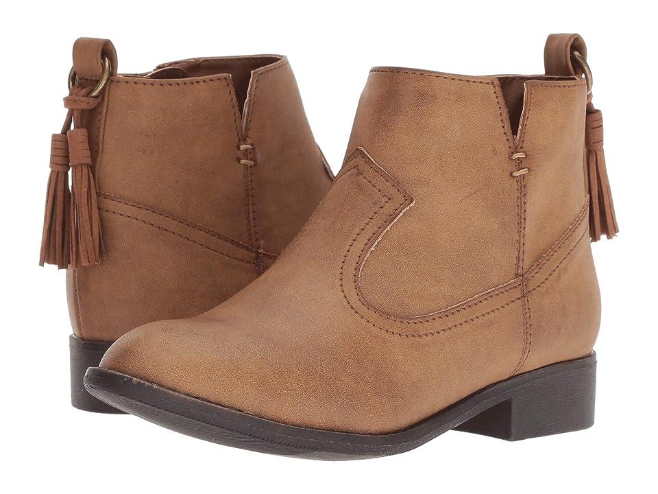 Nina Kids Emerie (Toddler/Little Kid/Big Kid) (Saddle) Girls Shoes