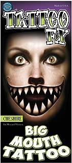 Tinsley Transfers - Big Mouth Tattoo