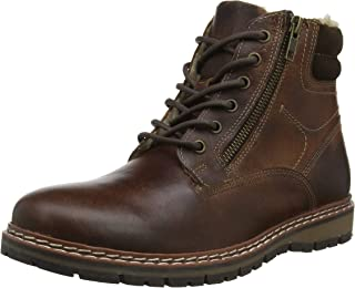 Red Tape Men's Sawston Combat Boots