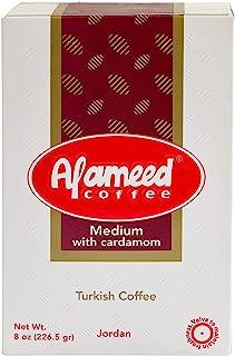 ALAMEED Turkish Coffee Medium with Cardamom