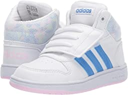 Footwear White/Real Blue/Clear Pink