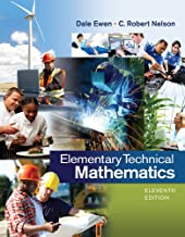 Best elementary technical mathematics 11th edition Reviews