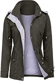 Best hooded lined jacket Reviews