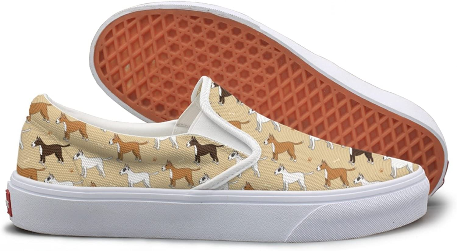 Playing Dog Funny Purebred Puppy Basketball Sneakers For Women