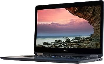 Dell Latitude E7470 FHD Ultrabook Business Laptop Notebook (Intel Core i7 6600U, 16GB Ram, 256GB SSD, HDMI, Camera, WiFi, Bluetooth) Win 10 Pro (Renewed)