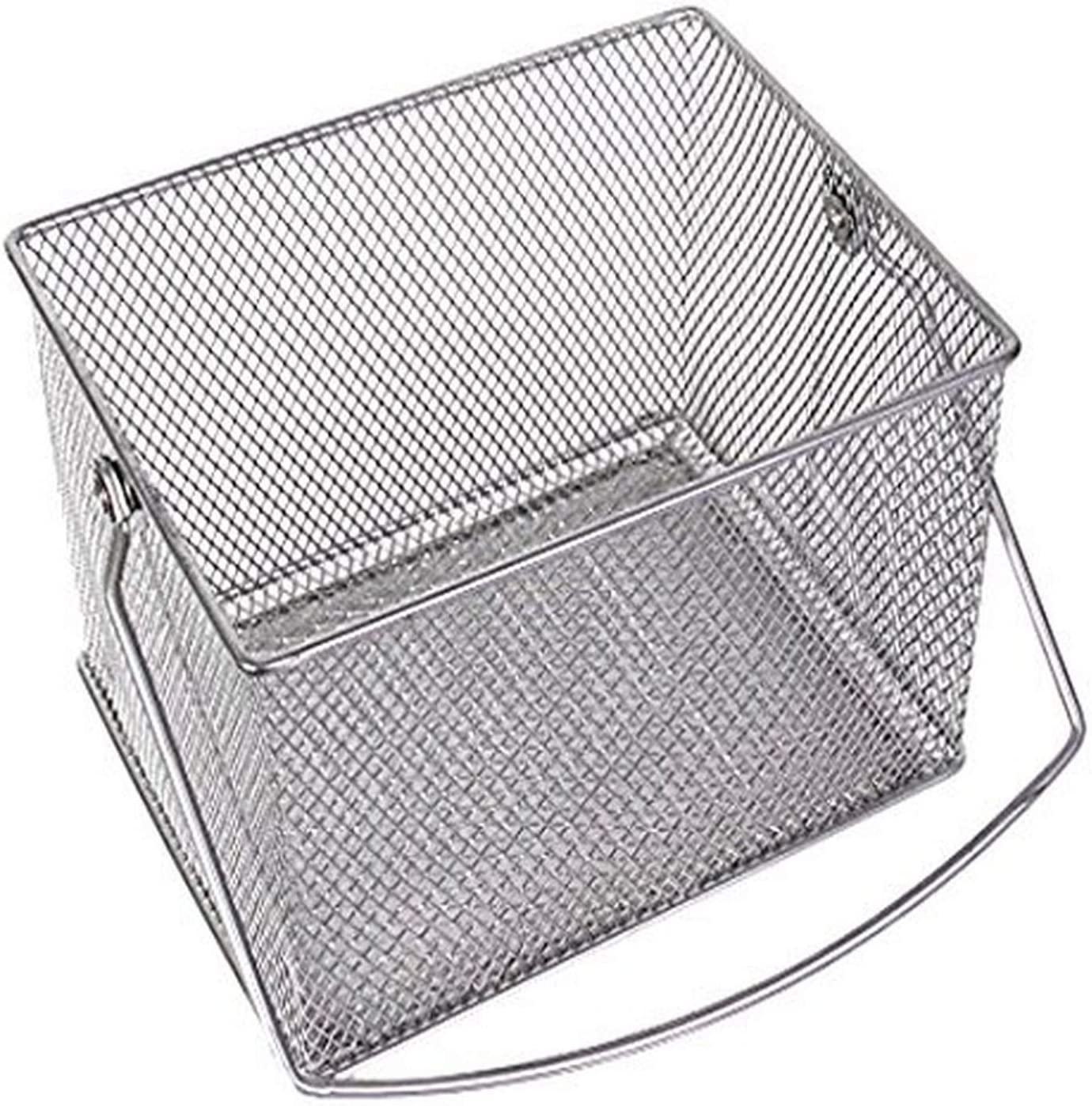 YBM Popular shop is the lowest price challenge Home Rectangle Max 56% OFF Mesh Silver Caddy Supply Condiment Kitchen