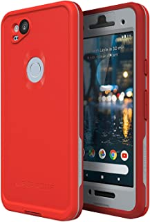 Lifeproof FRE Series Waterproof Case for Google Pixel 2 (NOT XL) - Non-Retail Packaging - FIRE Run