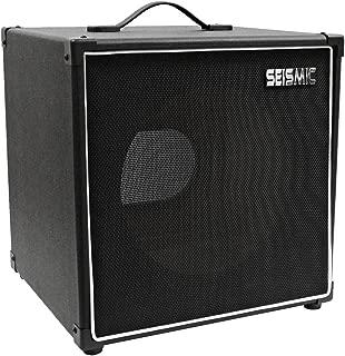 Seismic Audio - 1x12 GUITAR SPEAKER CAB EMPTY - 7 Ply Birch - 12
