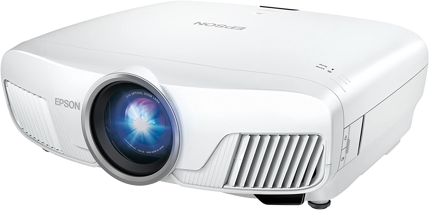 Epson Home Cinema 4000 3LCD Home Theater Projector
