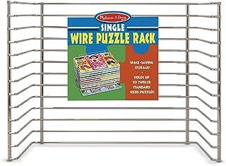 Melissa & Doug Single Wire Puzzle Rack