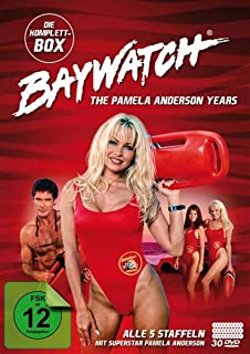 Baywatch - The Pamela Anderson Years - Die Komplettbox [Alemania] [DVD]