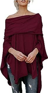 cloak over shoulder