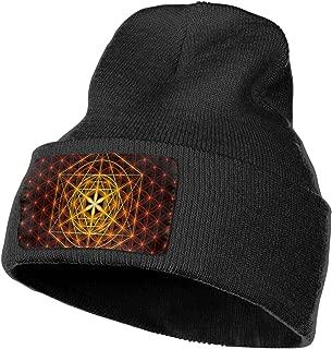 sacred geometry beanie