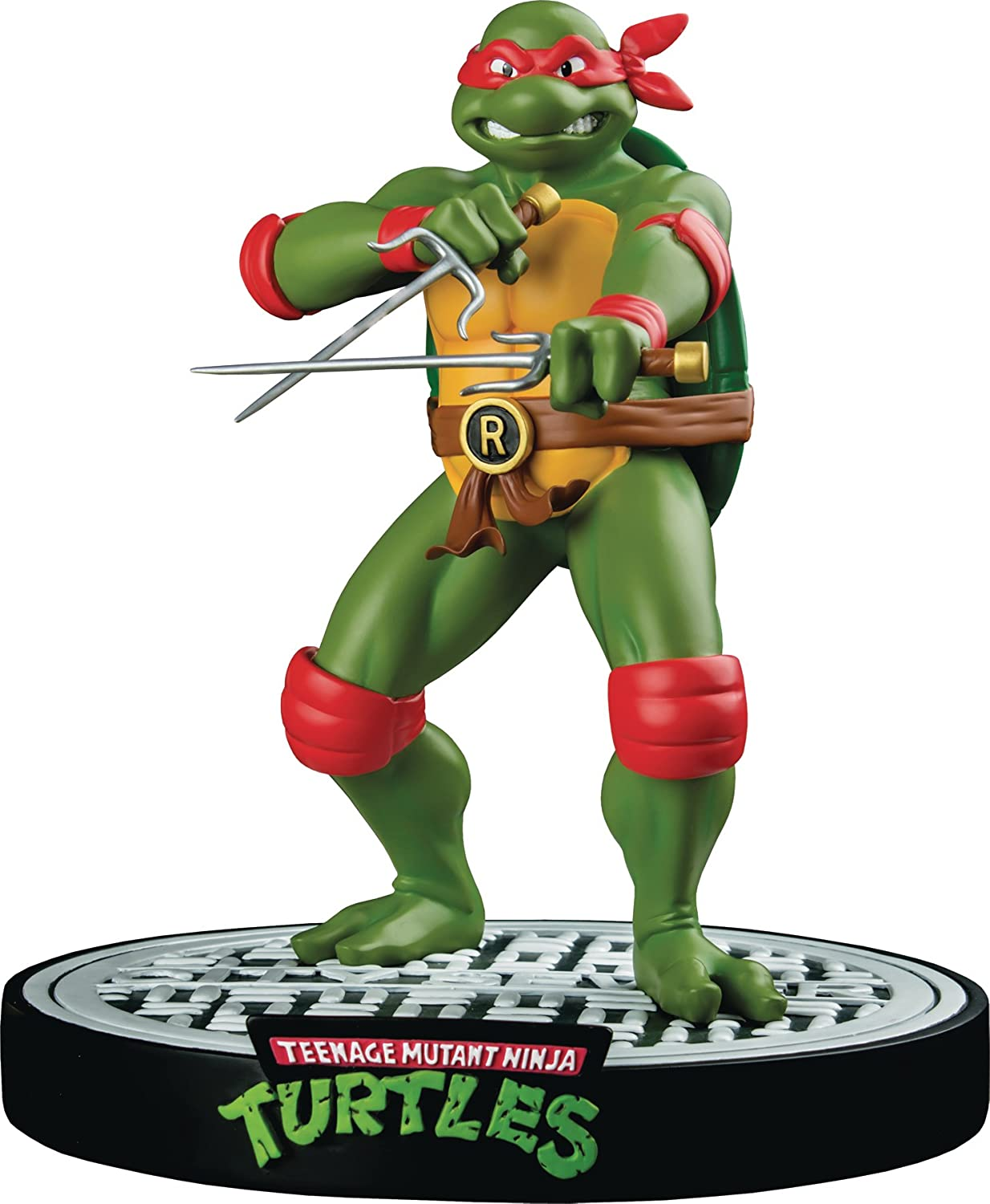 Ikon Sammelfiguren Teenage Mutant Ninja Turtles  Raphael Statue, 30,5cm