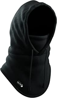 Self Pro Balaclava Thermal Fleece Hood, Wind-Resistant...