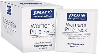 Best women's pure pack pure encapsulations Reviews