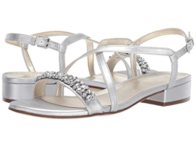 Naturalizer Macy (Silver Leather) Women