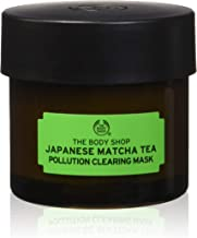 The Body Shop Japanese Matcha Tea Pollution Clearing Face Mask, 2.6 Fl Oz (Vegan)