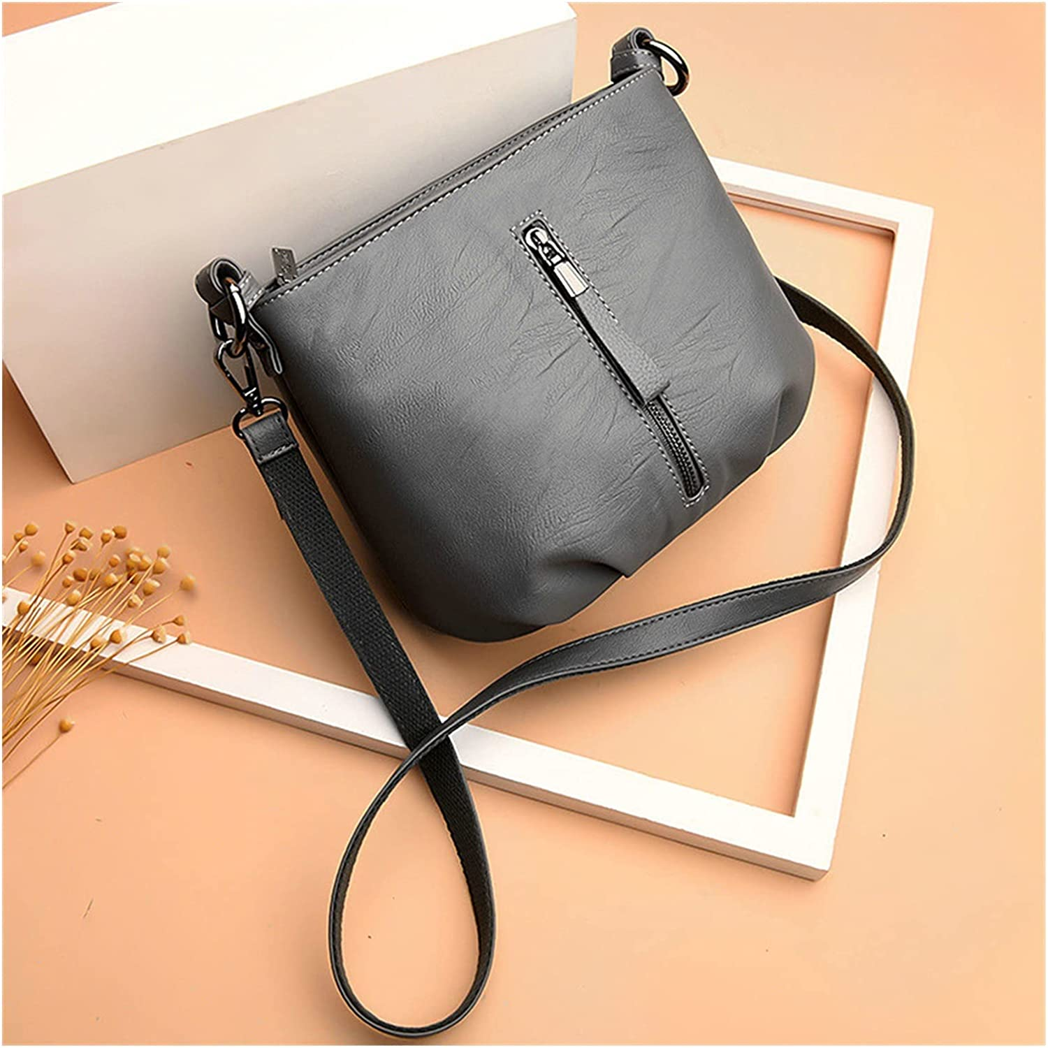 Shoulder Bags Female handbags Bag Ranking integrated 1st place Small Leather Tucson Mall Women's