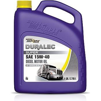 Royal Purple 04154 15W40 Oil One Gallon