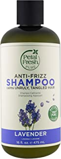 Petal Fresh Pure Anti Frizz Shampoo Lavender 16 fl oz 475 ml