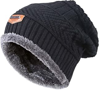 Winter Beanie Scarf for Boys Girls (5-14 Years) Hats...