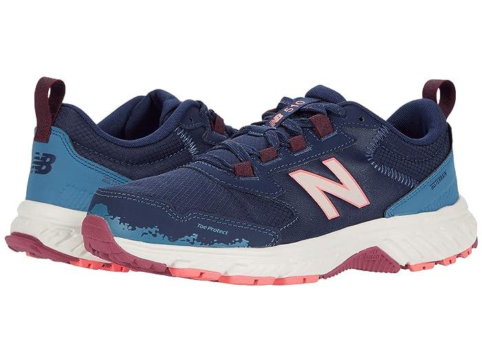 New Balance 510v5 (Natural Indigo/Nb Light Blue) Women's Running ...