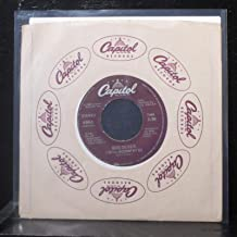 Bob Seger 45 RPM You'll Accomp'ny Me / Betty Lou's Gettin' Out Tonight