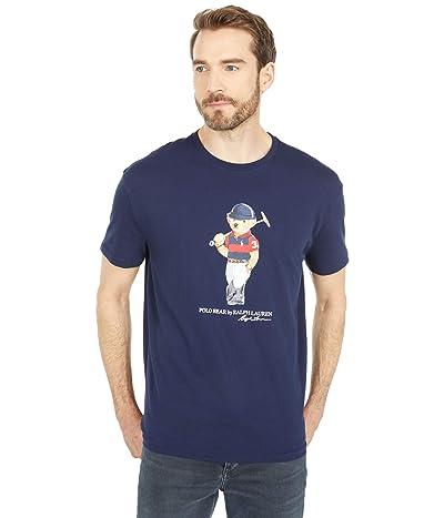 Polo Ralph Lauren Cotton Jersey T-Shirt (Cruise Navy) Men