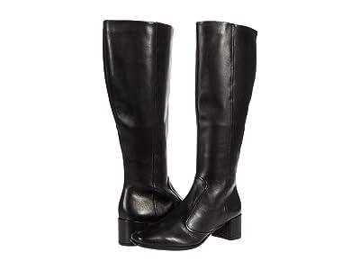 ECCO Shape 35 Squared Tall Boot (Black) Women