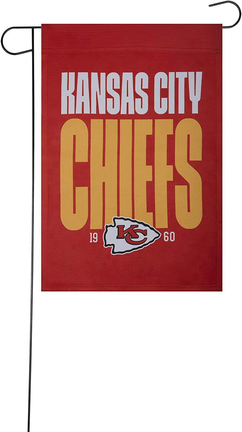 FOCO Branded goods NFL Double Sided New products world's highest quality popular Logo Team Garden Flag