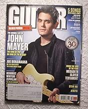 John Mayer - Guitar World Magazine - February 2010 - Clash of the Titans & Steve Vai Articles