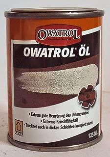 Owatrol Öl Rost- und Holzgrundierung / 125 ml