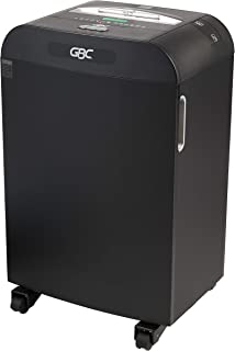 GBC Paper Shredder, Jam Free, 22 Sheet Capacity, Strip-Cut, 10-20 Users, DS22-19 (1758595)