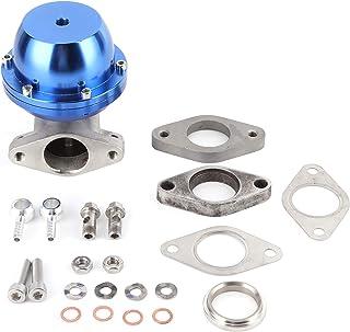 Monland Attuatore Turbo Regolabile Valvola Wastegate Interna Turbocompressore Accessori per Elettrovalvole Turbo per Auto nel Lega di Alluminio
