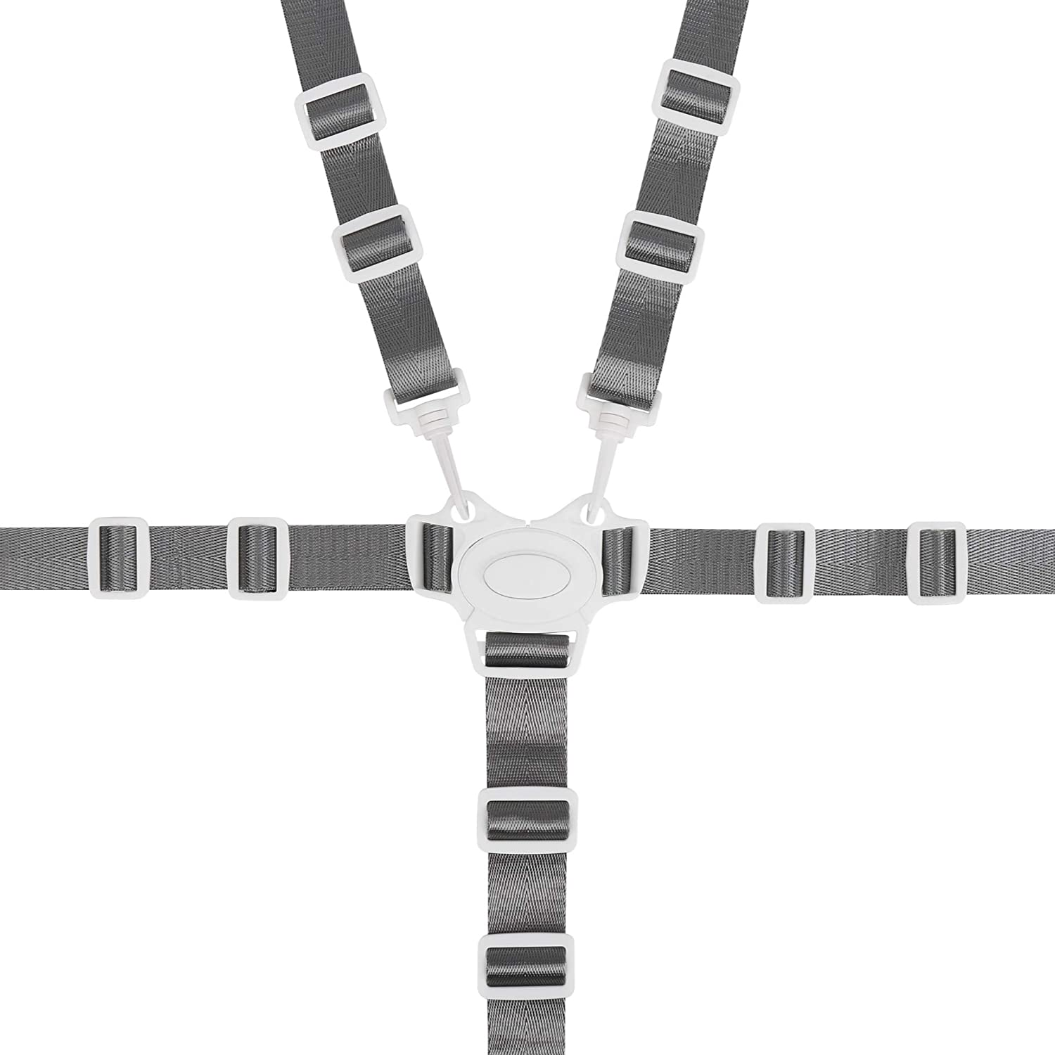 Sale Special Price High Chair Straps Replacement 5 Harness for Point Belt Sales results No. 1 S