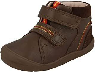 Start-Rite Childrens Boys Toddlers Flexy Smart Pre Classic Boots Brown