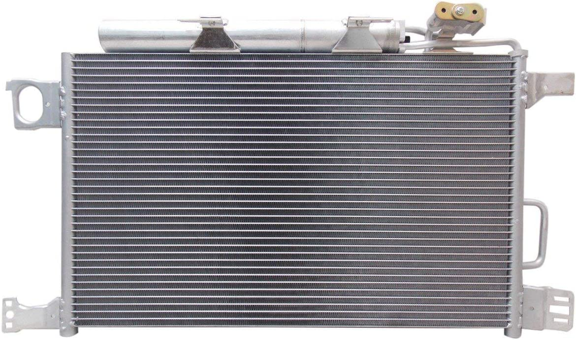 Automotive Cooling A C AC For C280 C350 At the price of Fees free!! surprise Condenser Mercedes-Benz