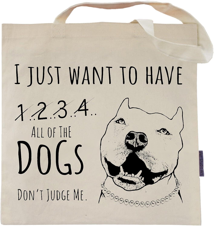 Pug Tote Bag by Pet Studio Art