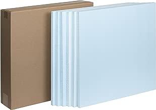 STYROFOAM 2x2 Project Panels (Pack of 6), Blue