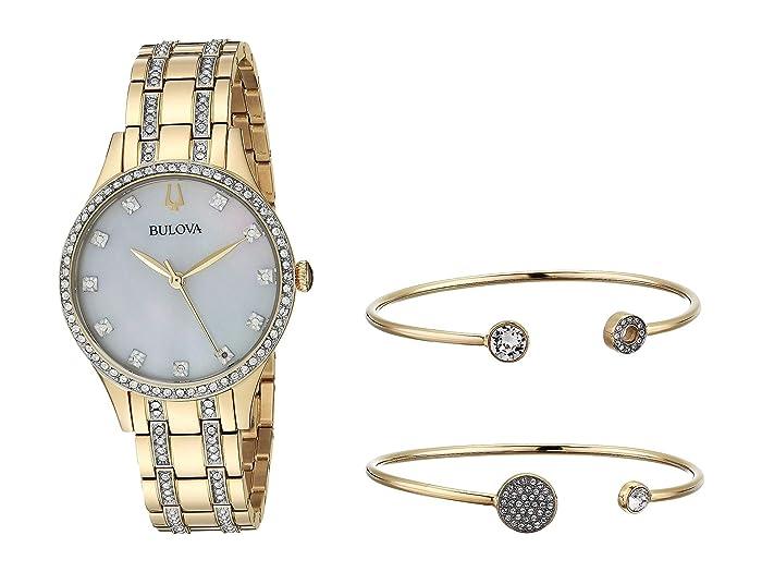 Bulova  Box Set - 98X119 (Yellow) Watches