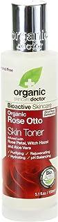 DR ORGANIC Skin Toner Organic Rose Otto, 150 Milliliter