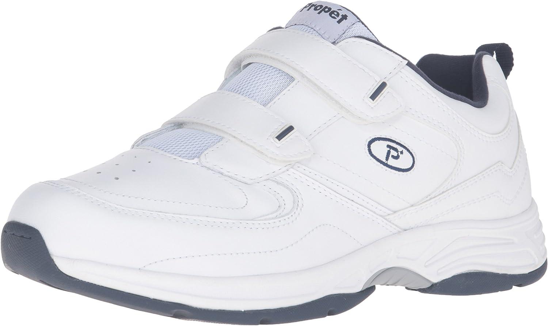 Propet Mans Warner Strap gående skor skor skor  webbutik