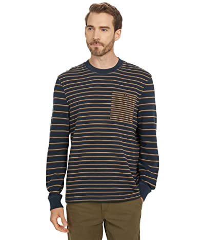Ted Baker Koncall Long Sleeve Striped Lightweight Sweater
