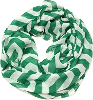 Wrapables Light Weight Chevron Infinity Scarf