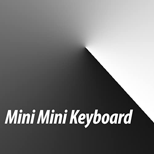 Mini Mini Keyboard