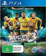 Rugby Challenge 3 Wallabies Edition by Tru Blu Ent, 2016 - PlayStation 4
